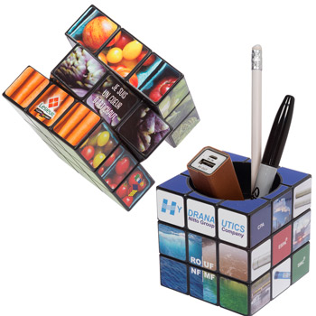 Rubik's™ Pen Pot