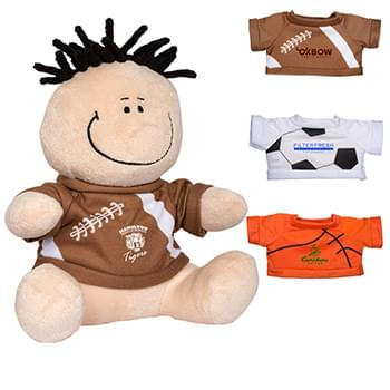 "7"" GameTime!® MopToppers® Plush"